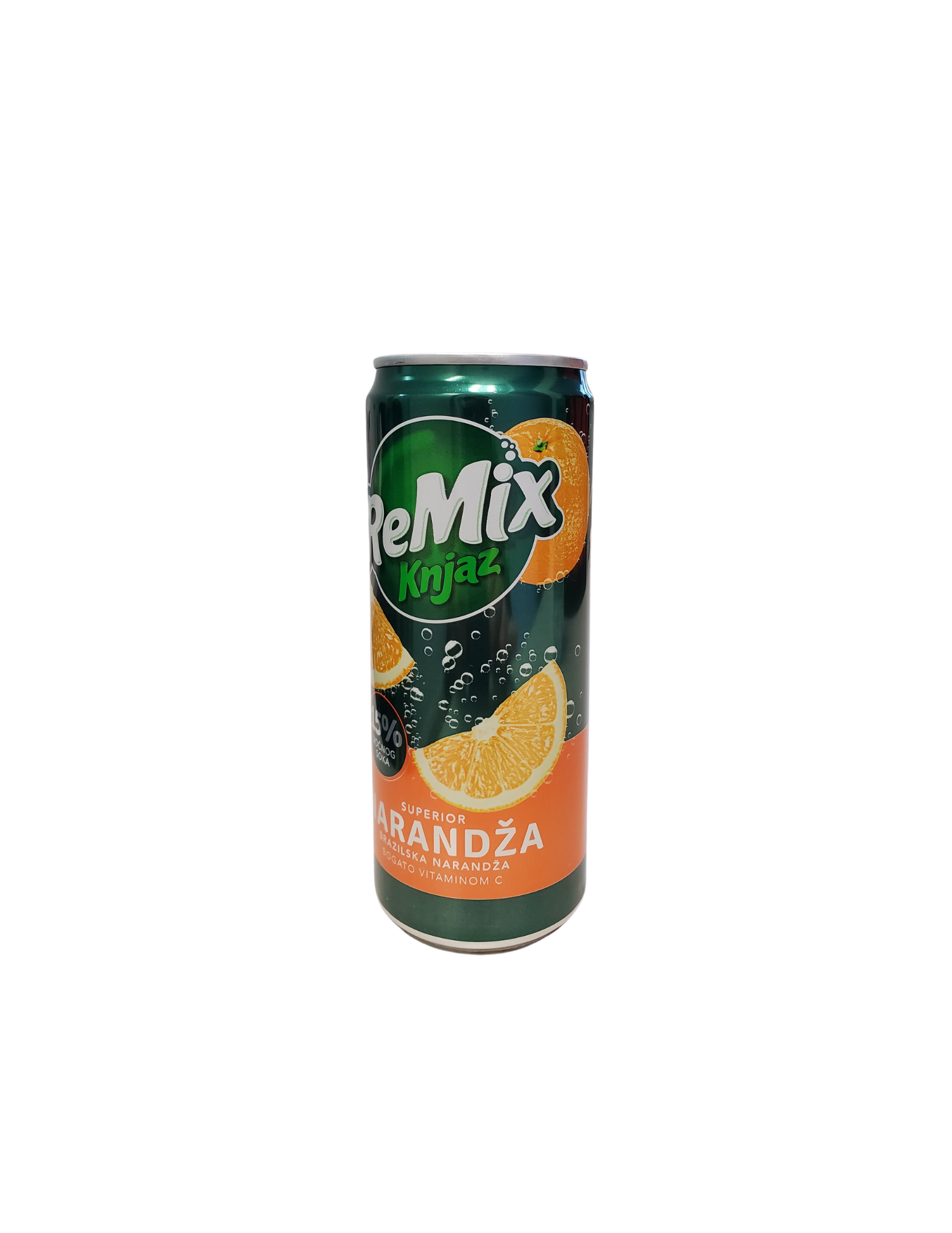 Knjaz ReMix | Orange | 330 mL | Can | 12pack