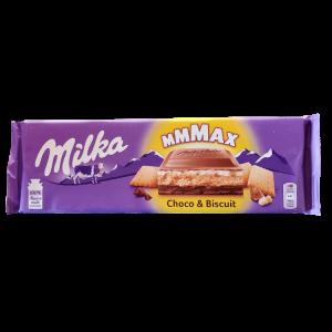 Milka Choco Biscuit Chocolate | 300 g | Box 12