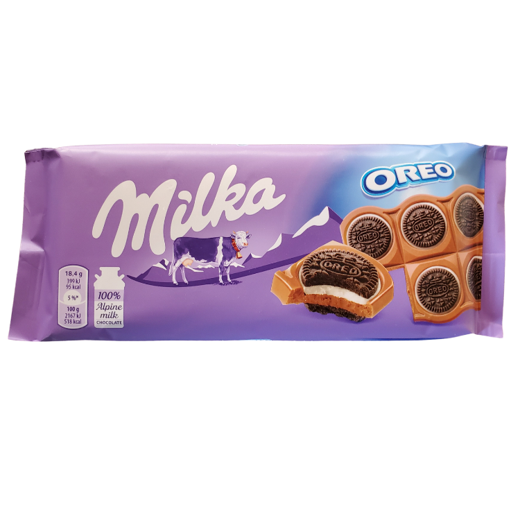 Milka Oreo Sandwich | 92 g | Box 16