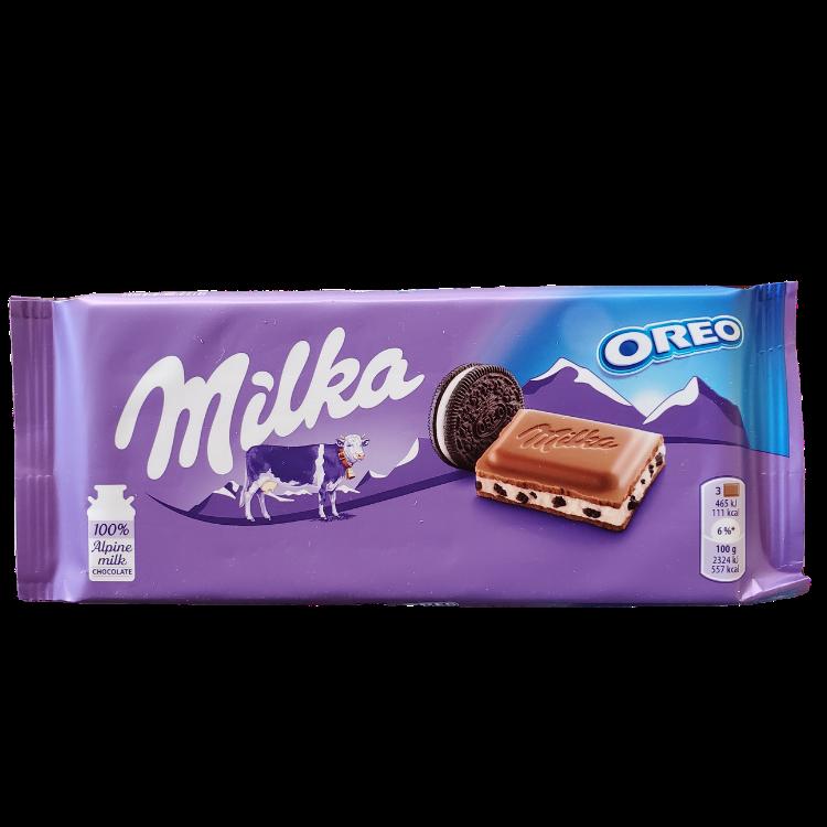 Milka Oreo |100 g | Box 22