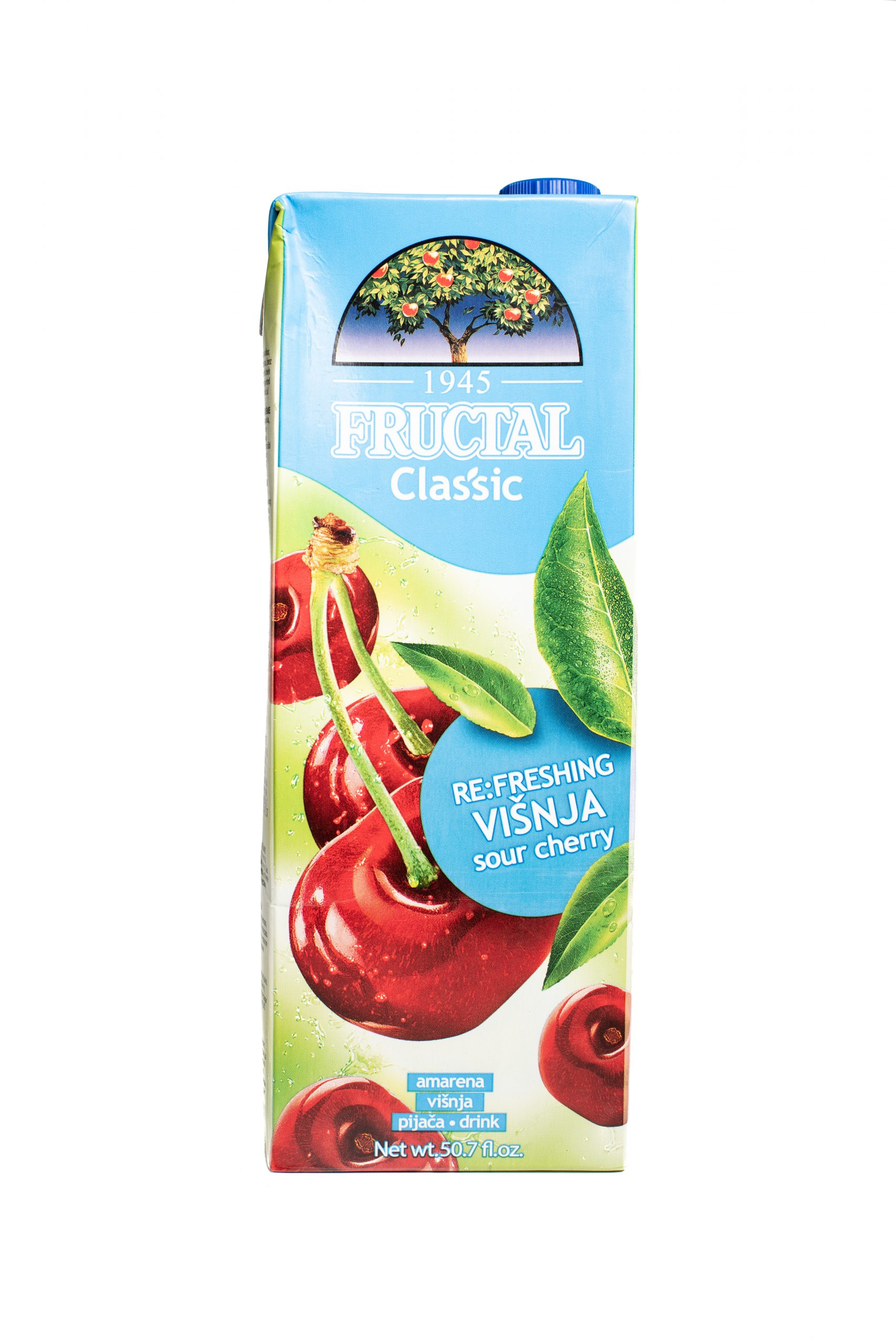 Fructal Classic | 1.5 L | Sour Cherry