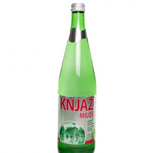 Knjaz Milos Water-750mL | Glass | 12pack