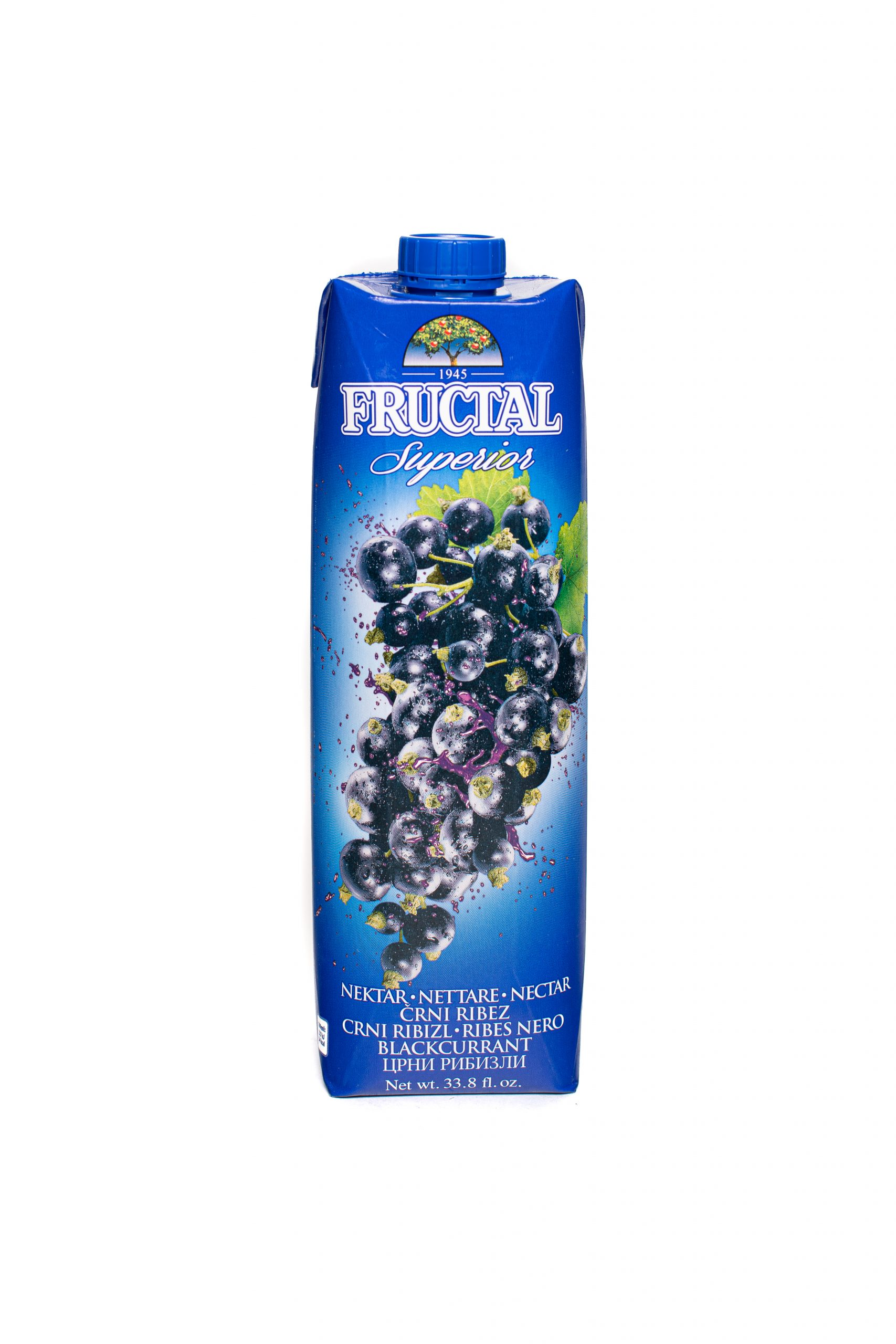 Fructal Superior | 1L | Black Current
