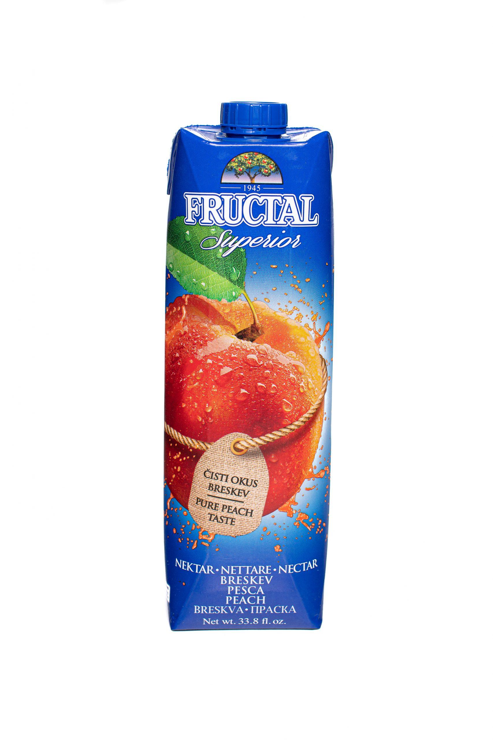Fructal Superior | 1L | Peach