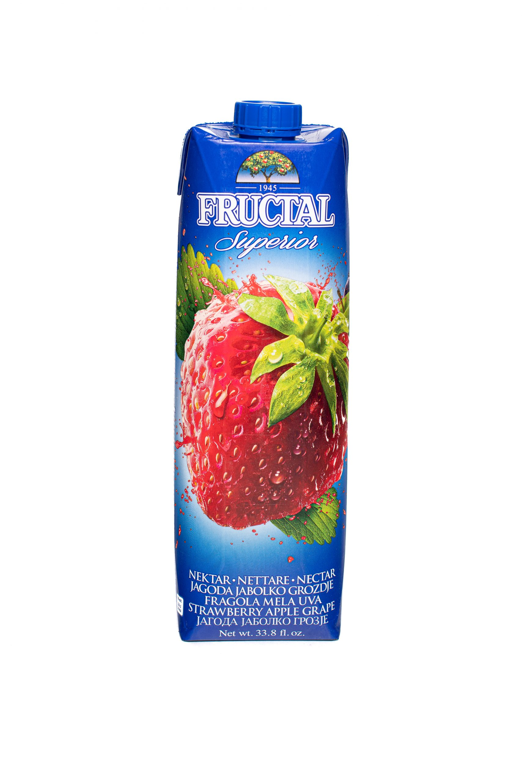Fructal Superior | 1L | Strawberry