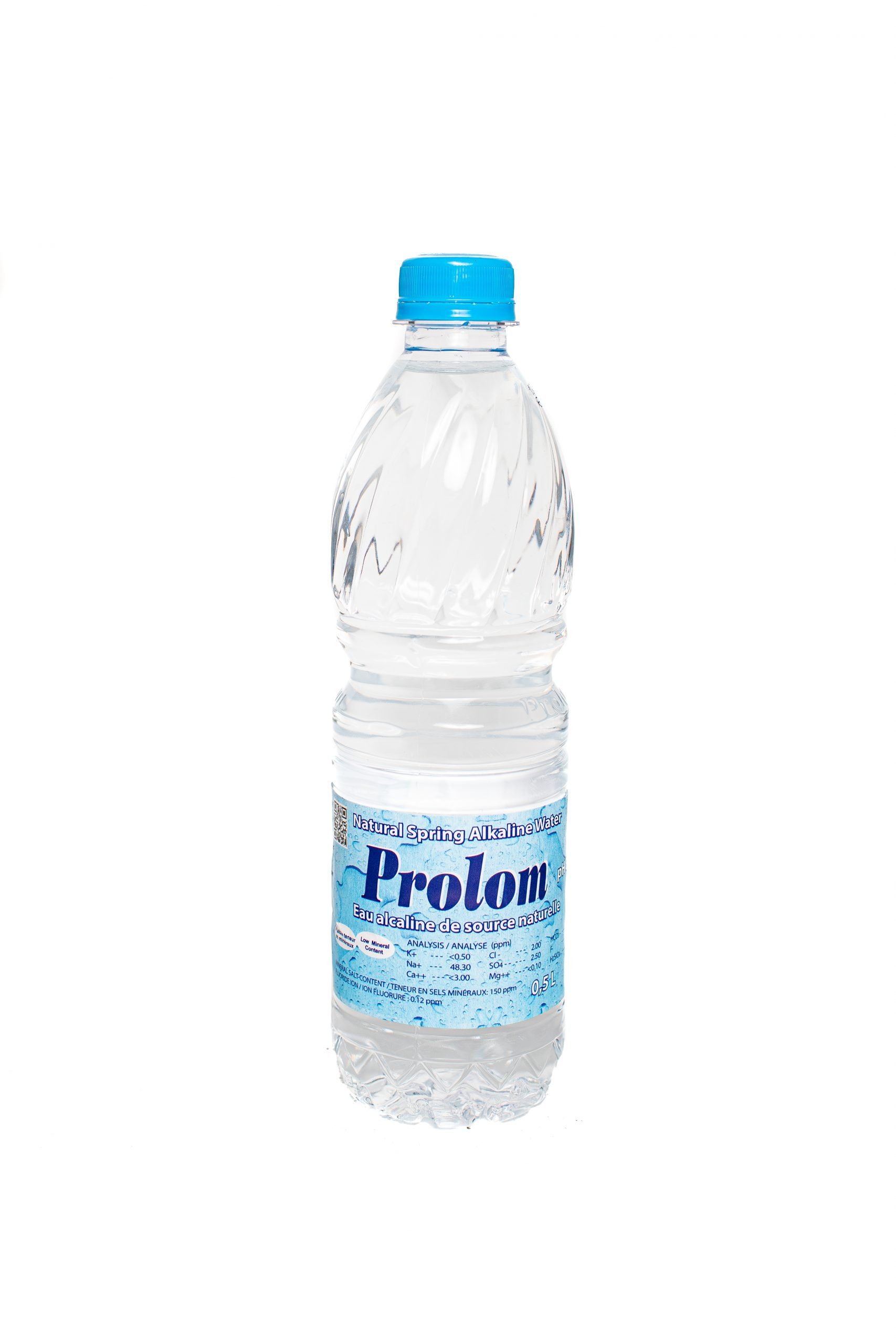 Prolom water 500 mL (12 pack)