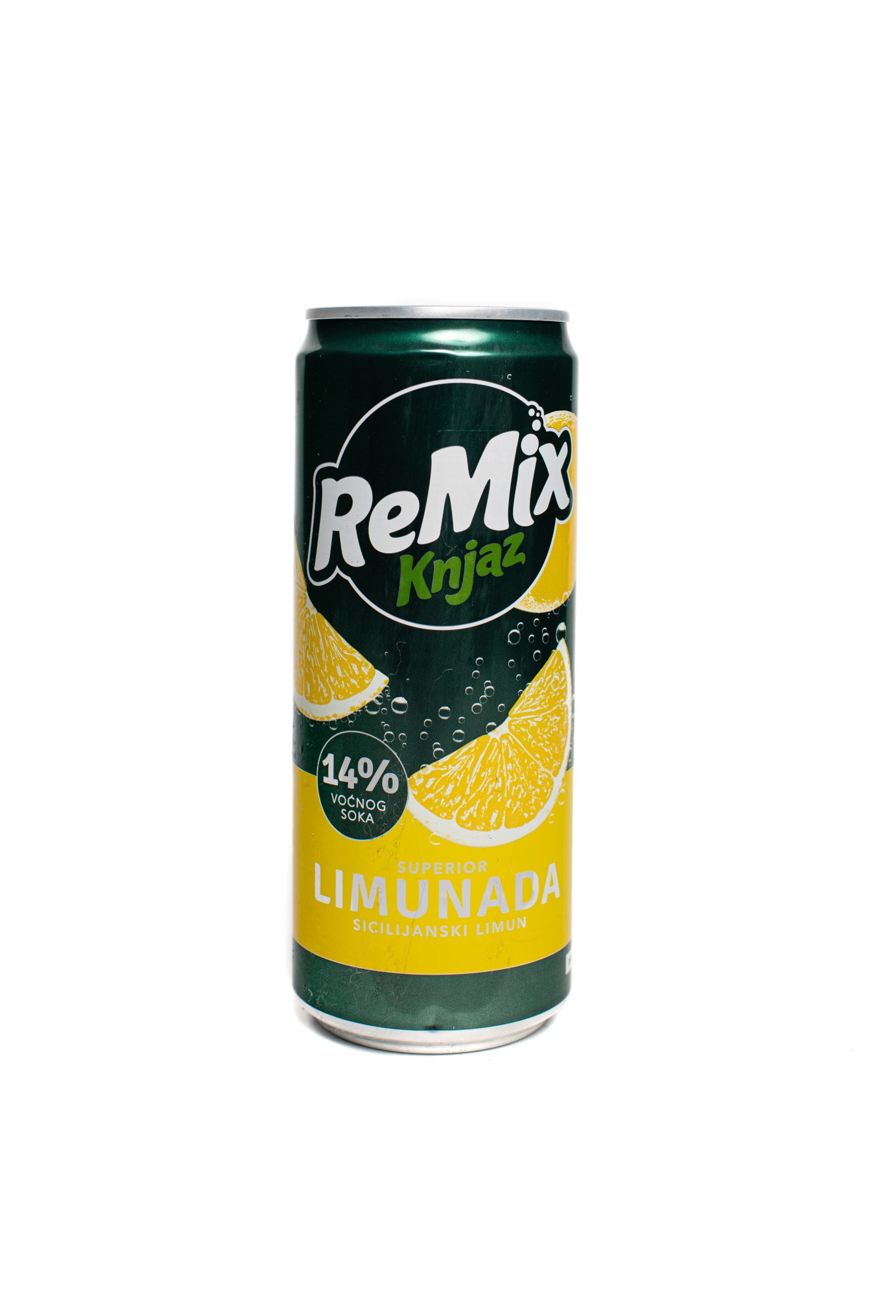 Knjaz ReMix | Lemon | 330 mL | Can | 12pack