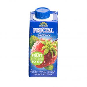 Fructal Tetra Edge | 200 ml | Strawberry
