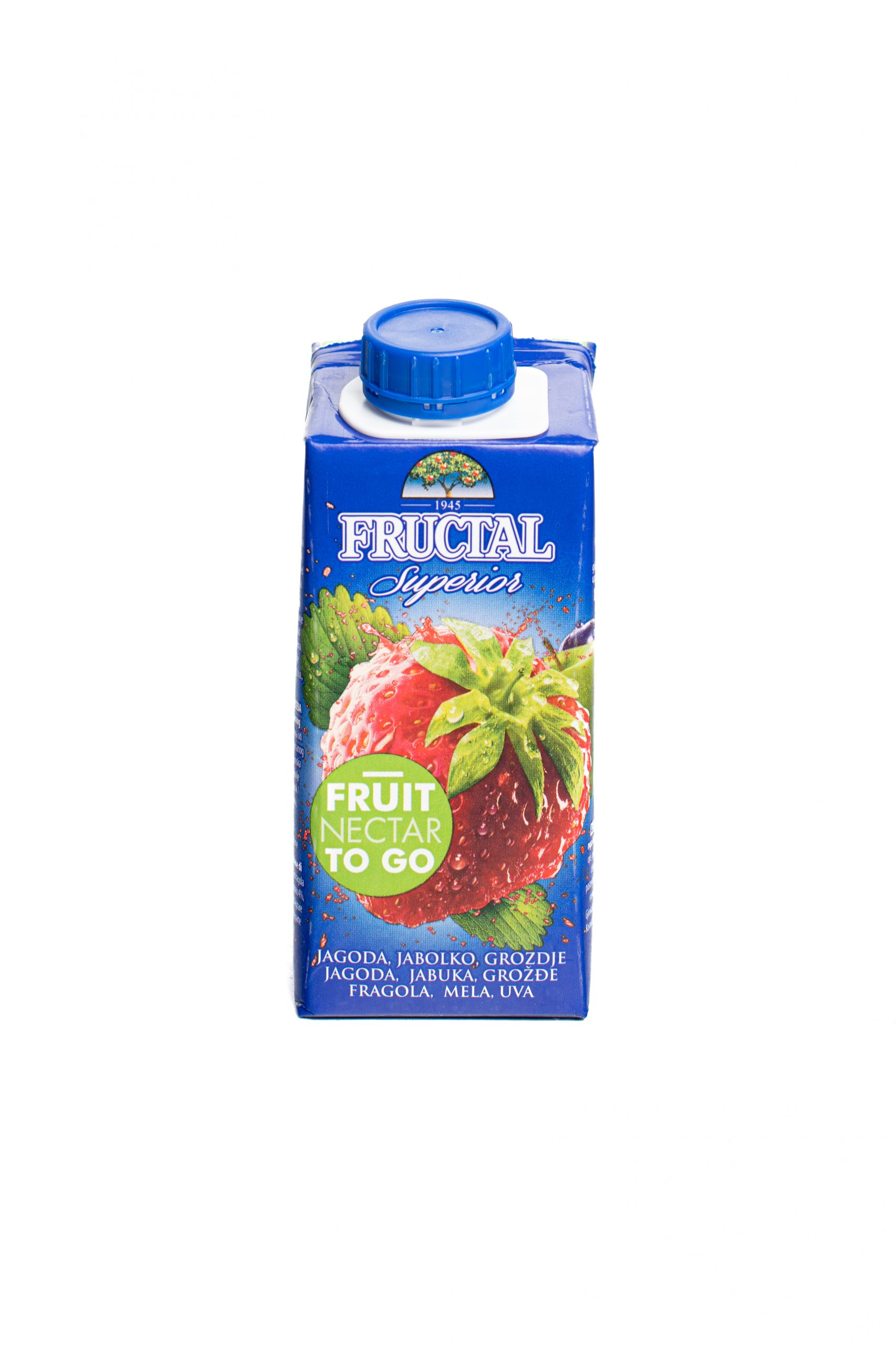 Fructal Tetra Edge | 200 ml | Strawberry