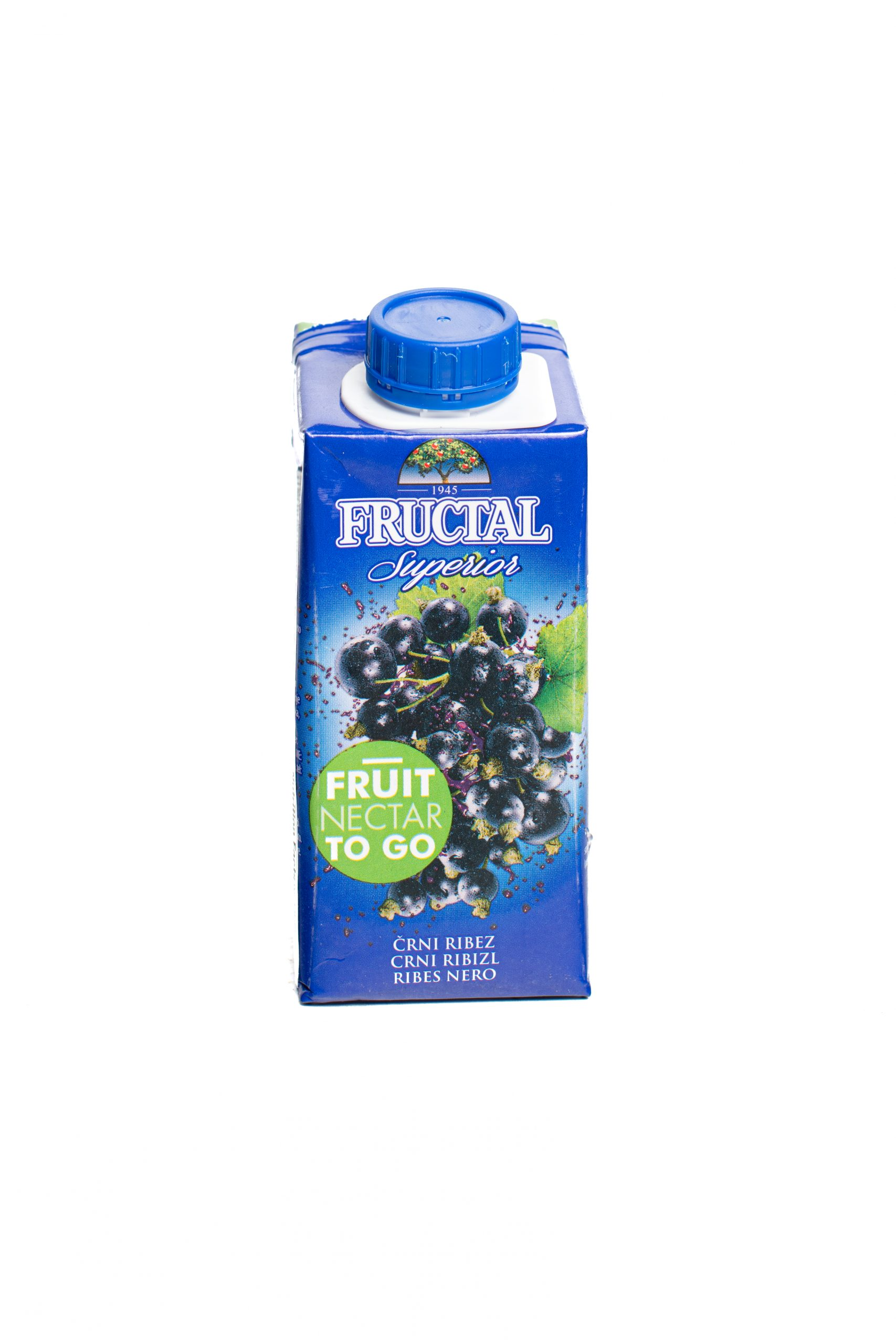 Fructal Tetra Edge | 200 ml | Black Currant