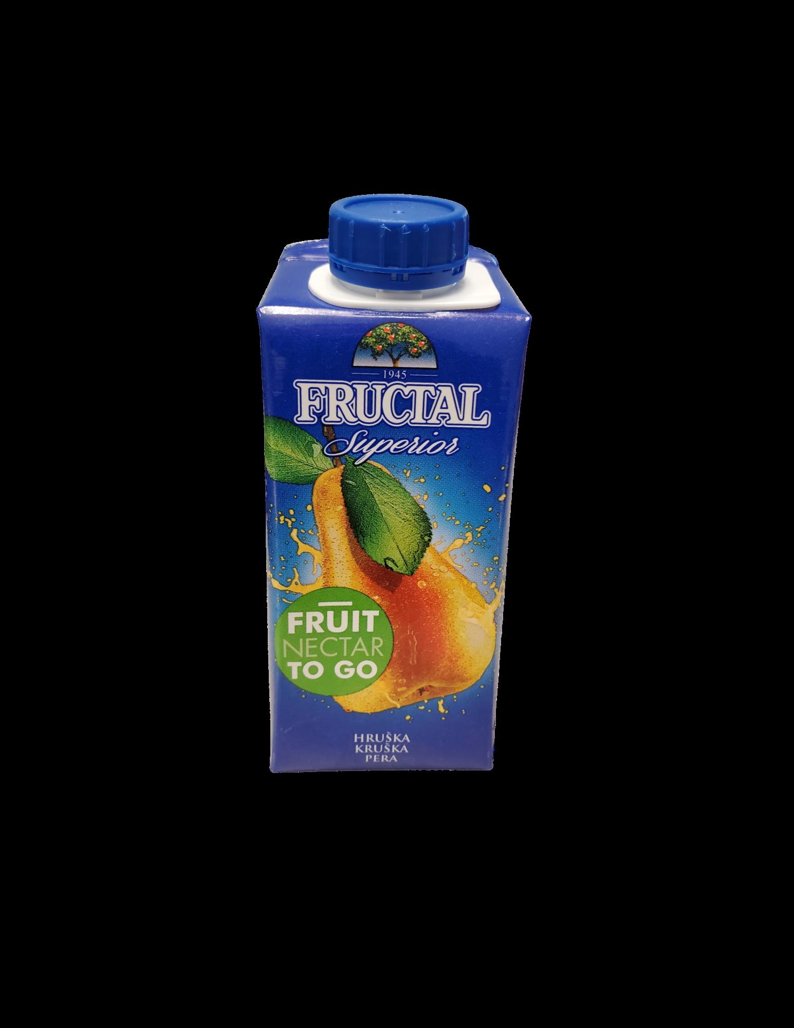 Fructal Tetra Edge | 200 ml | Pear