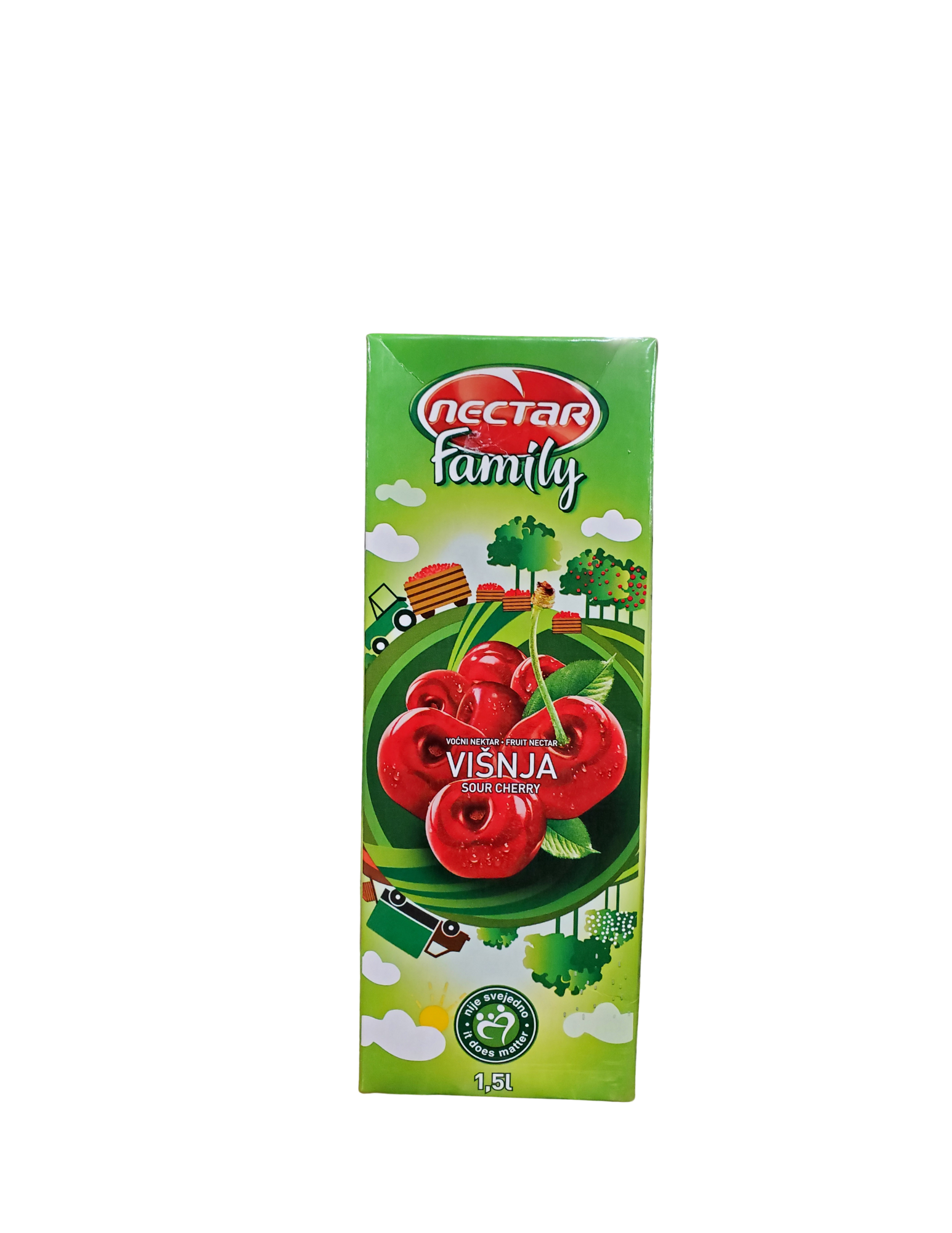 Nectar Family | 1.5 L | Sour Cherry