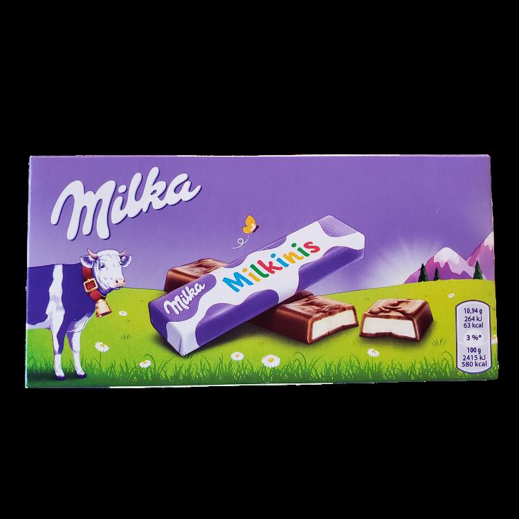 Milka Milkinis Sticks | 87.5g | Box 20