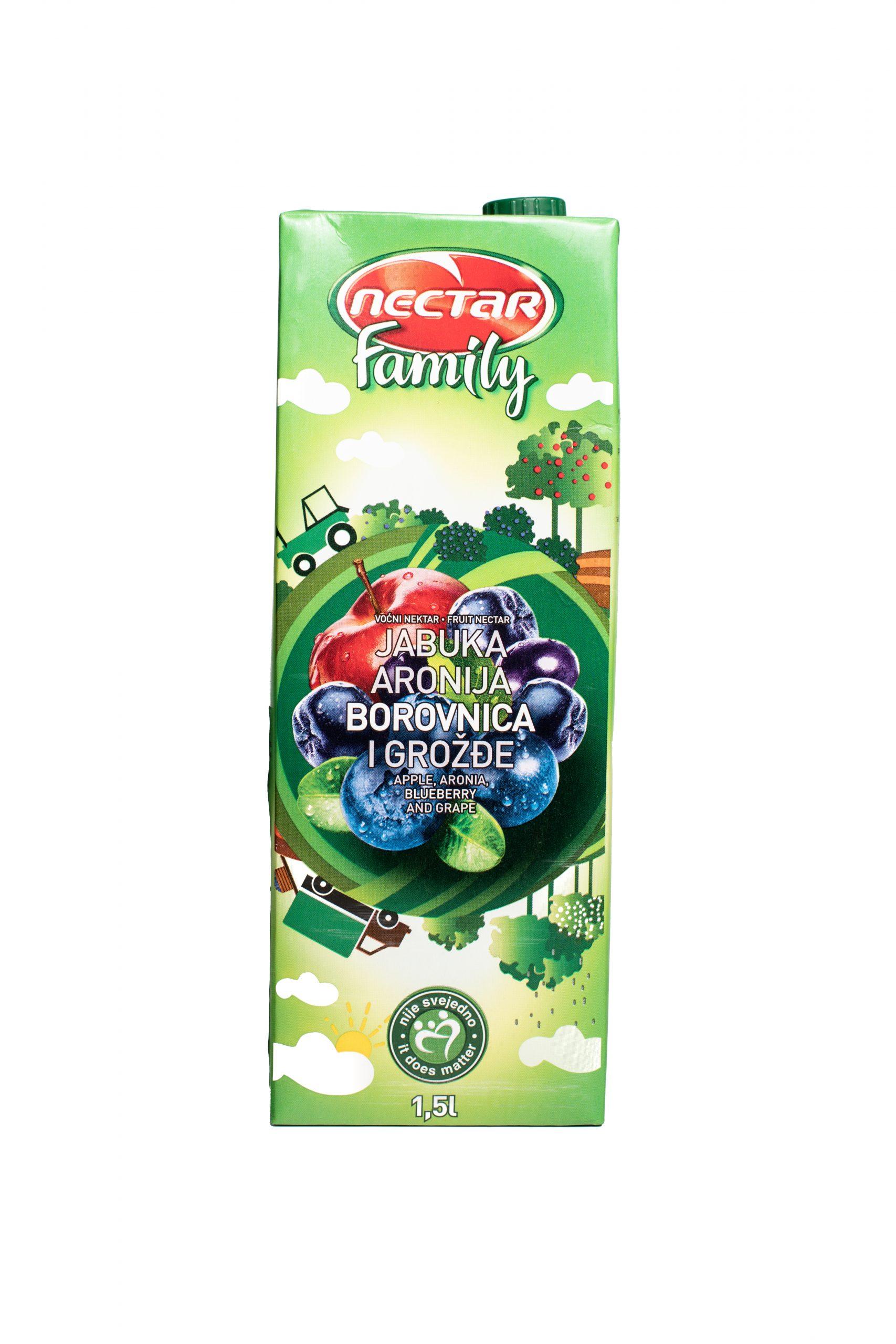 Nectar Family | 1.5 L | Blueberry
