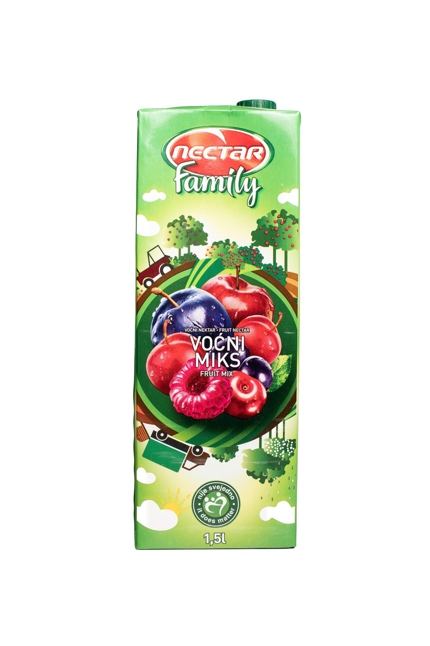 Nectar Family | 1.5 L | Mix Fruit