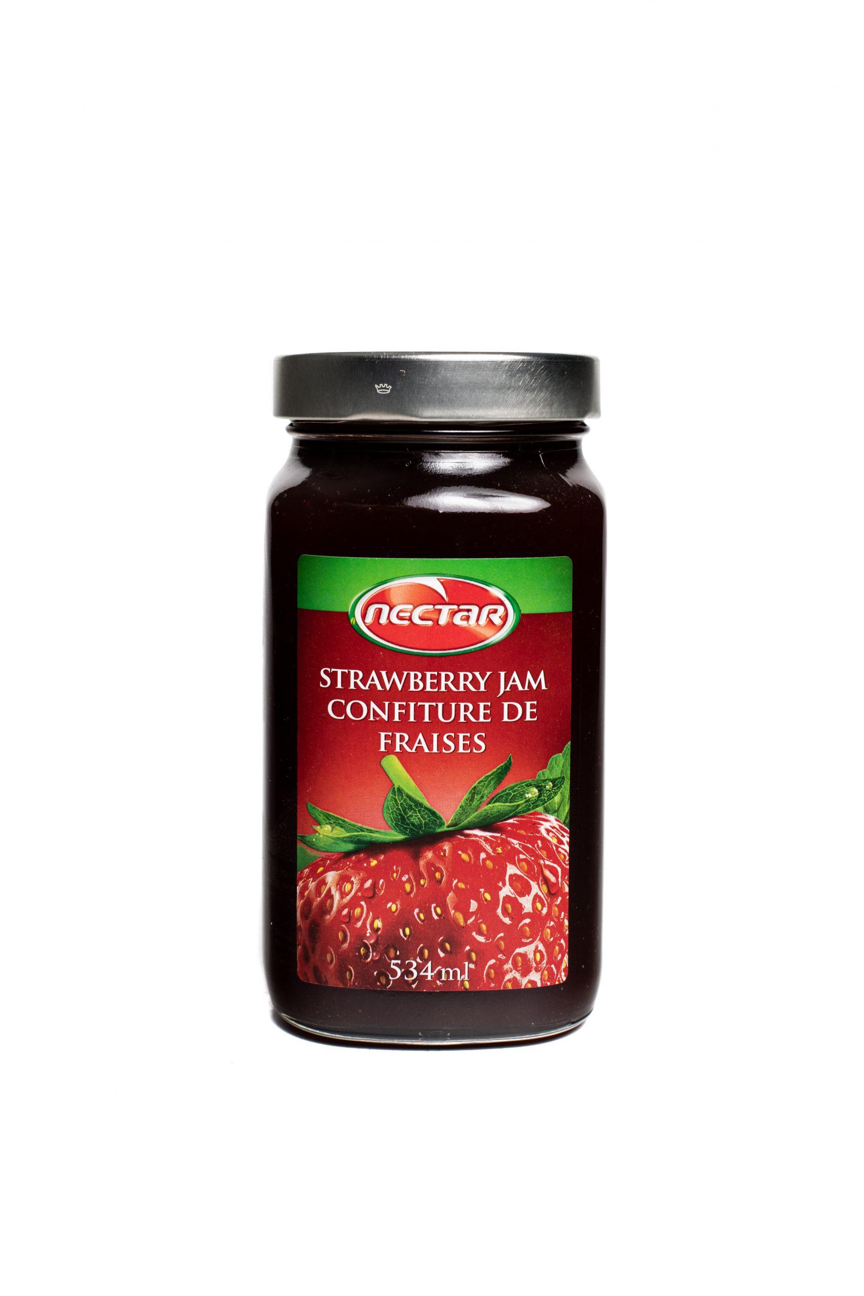 Nectar Jam | 534 ml | Strawberry