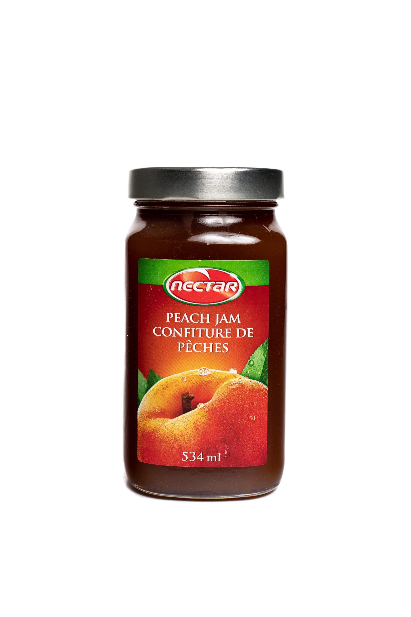 Nectar Jam | 534 ml | Peach