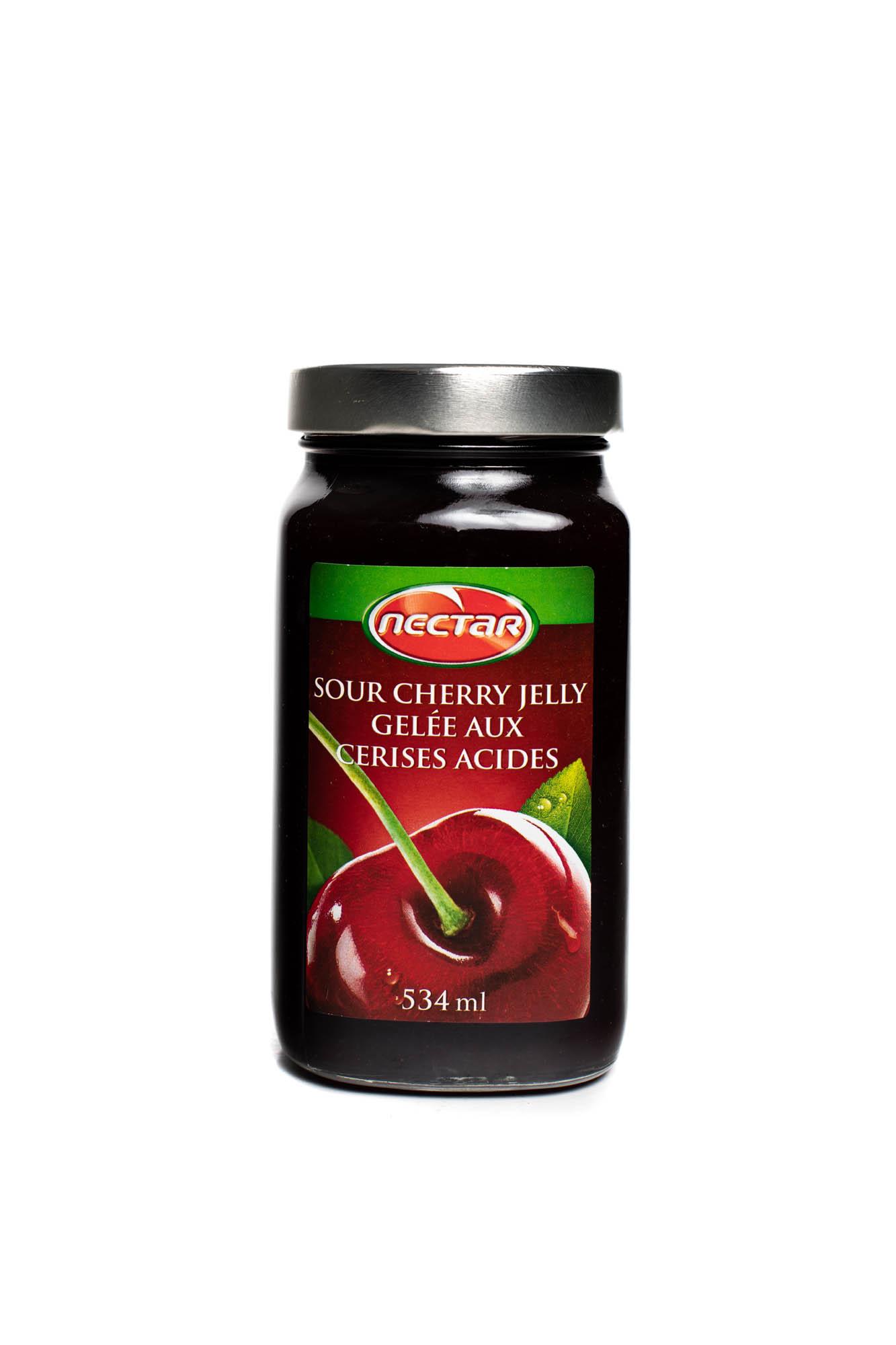Nectar Jam | 534 ml | Sour Cherry