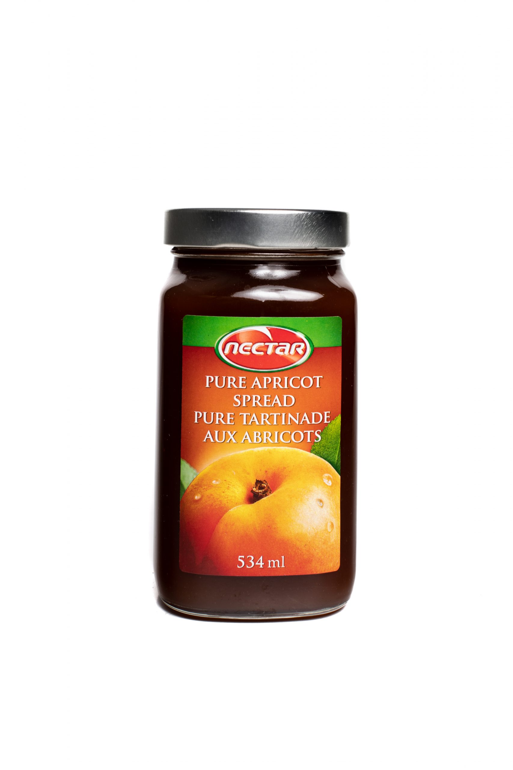 Nectar Jam | 534 ml | Apricot