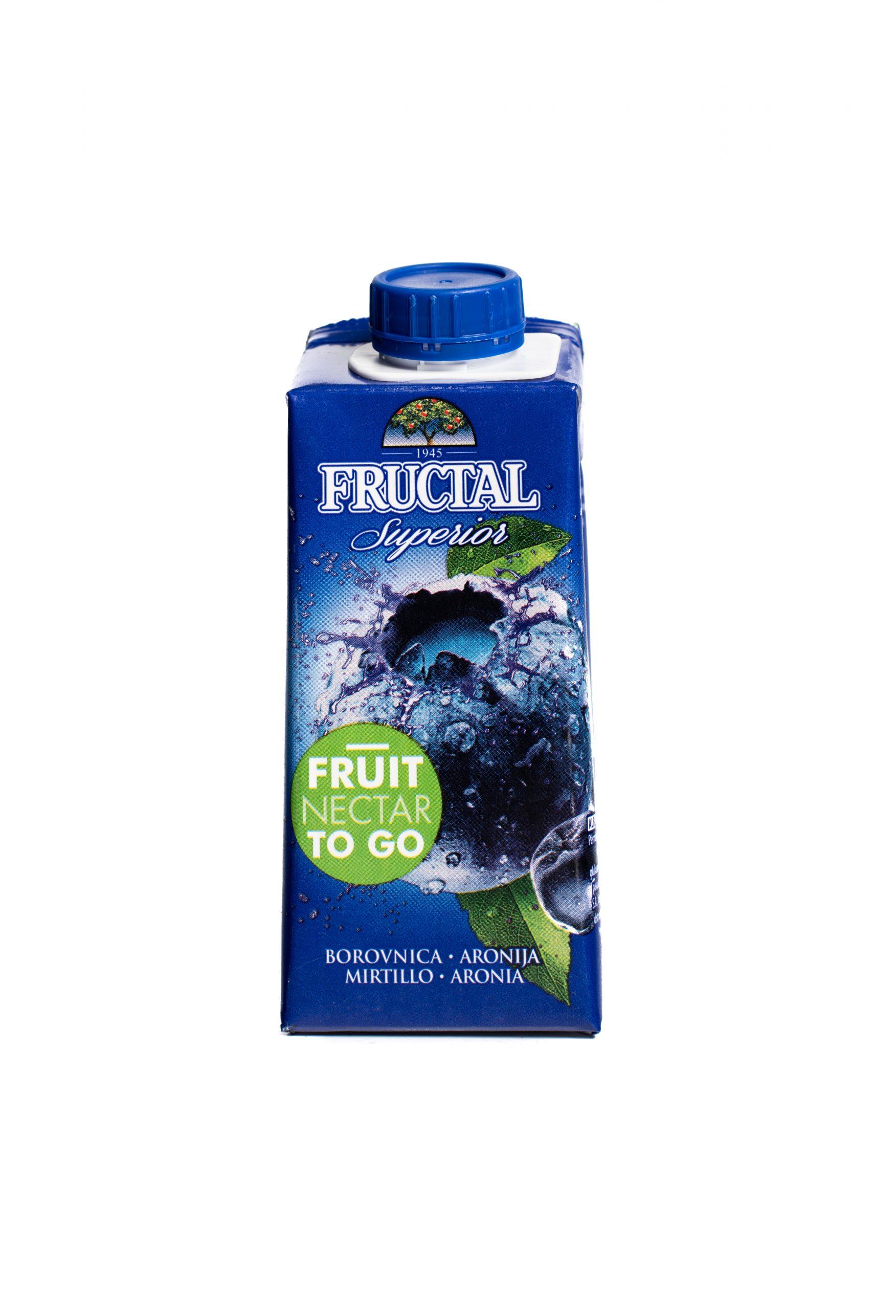 Fructal Tetra Edge | 200 ml | Blueberry