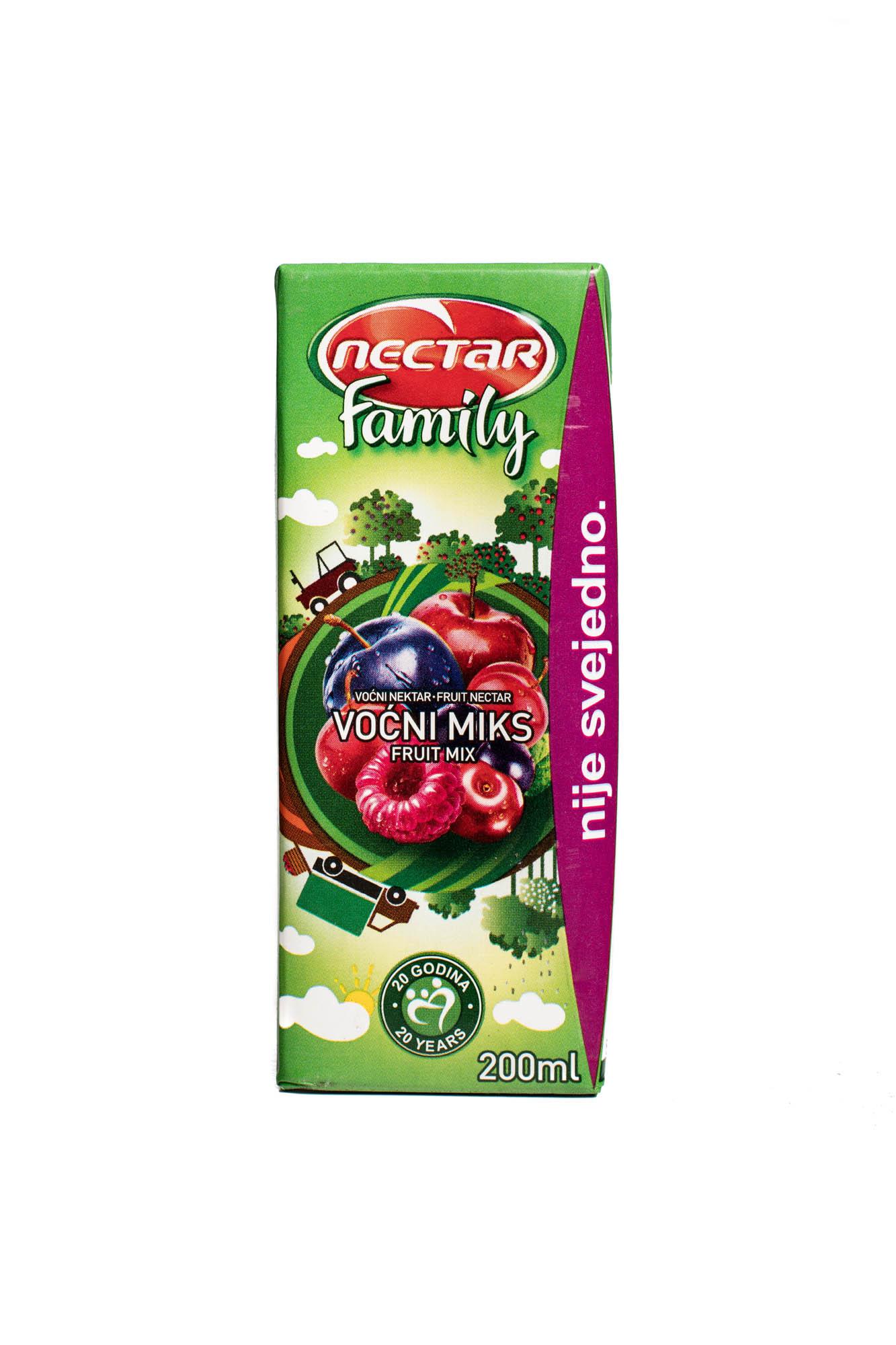 Nectar Tetra Edge | 200 ml | Mix Fruit