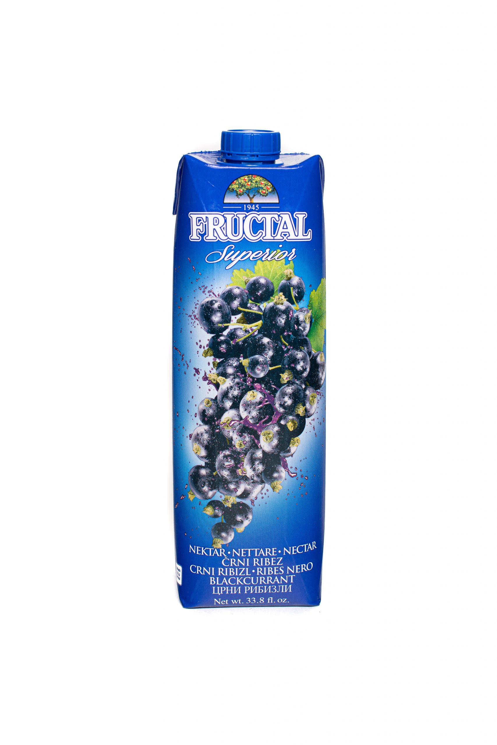 Fructal Superior | 1L | Black Current