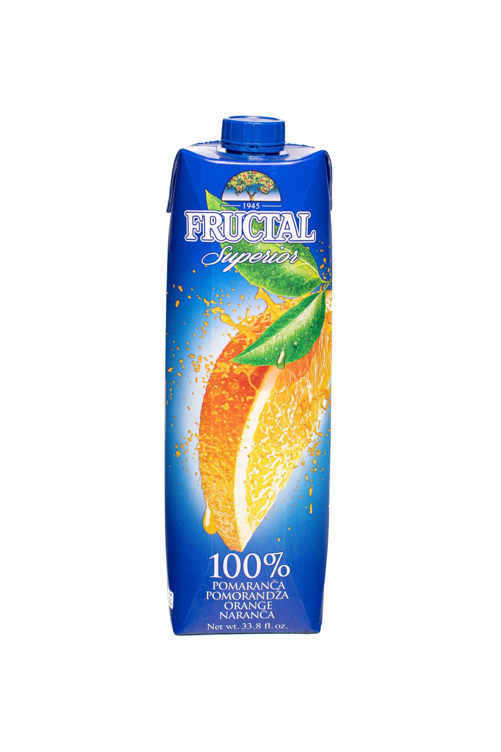 Fructal Superior | 1L | Orange