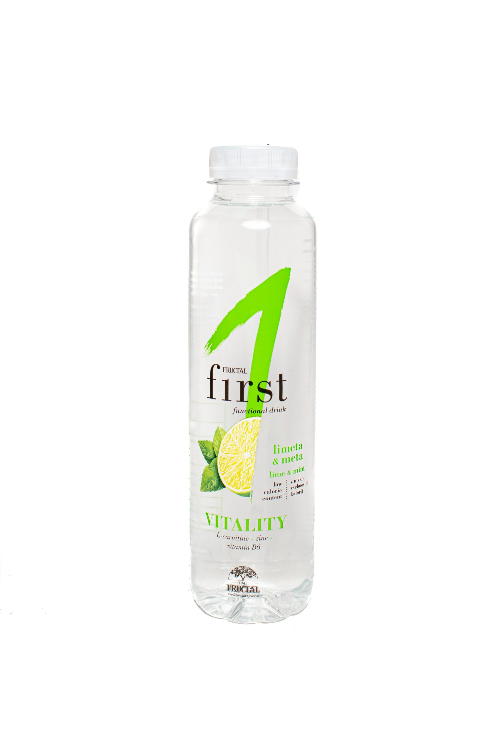 Fructal First | 500 ml | Vitality