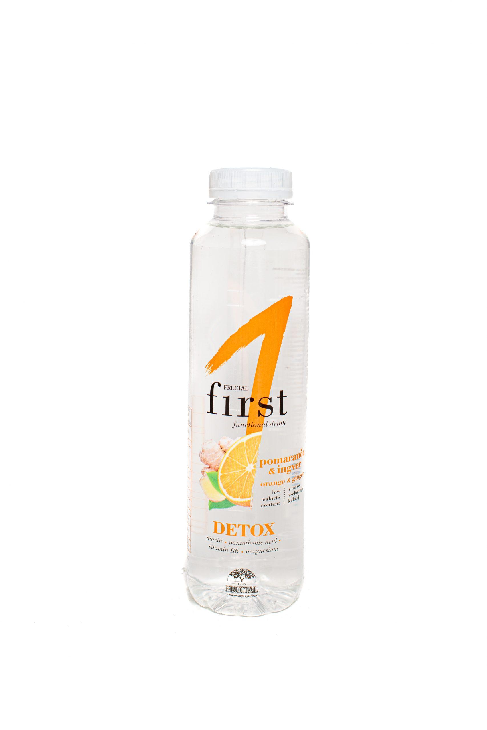 Fructal First | 500 ml | Detox