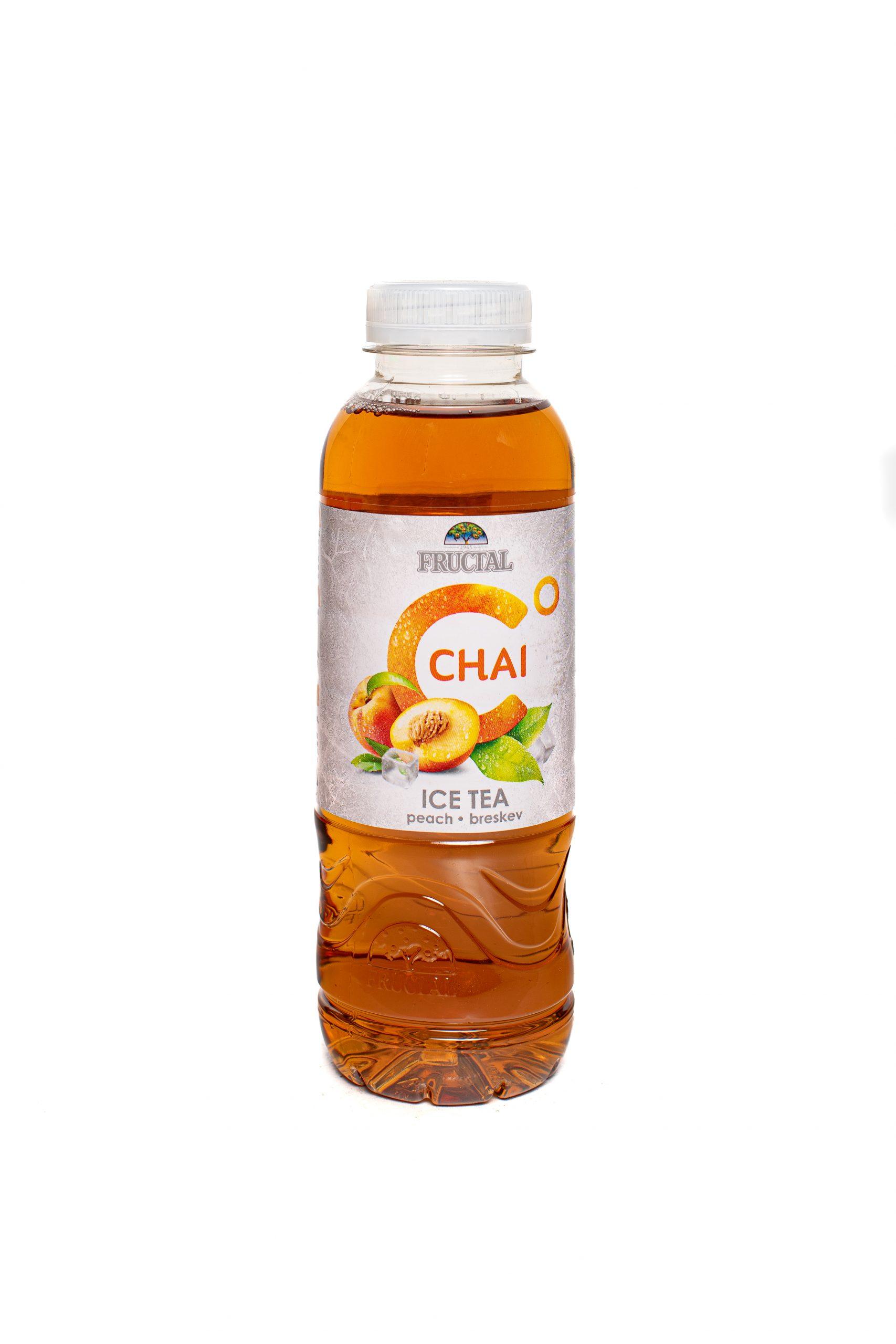 Fructal Chai | 0.5L | Peach