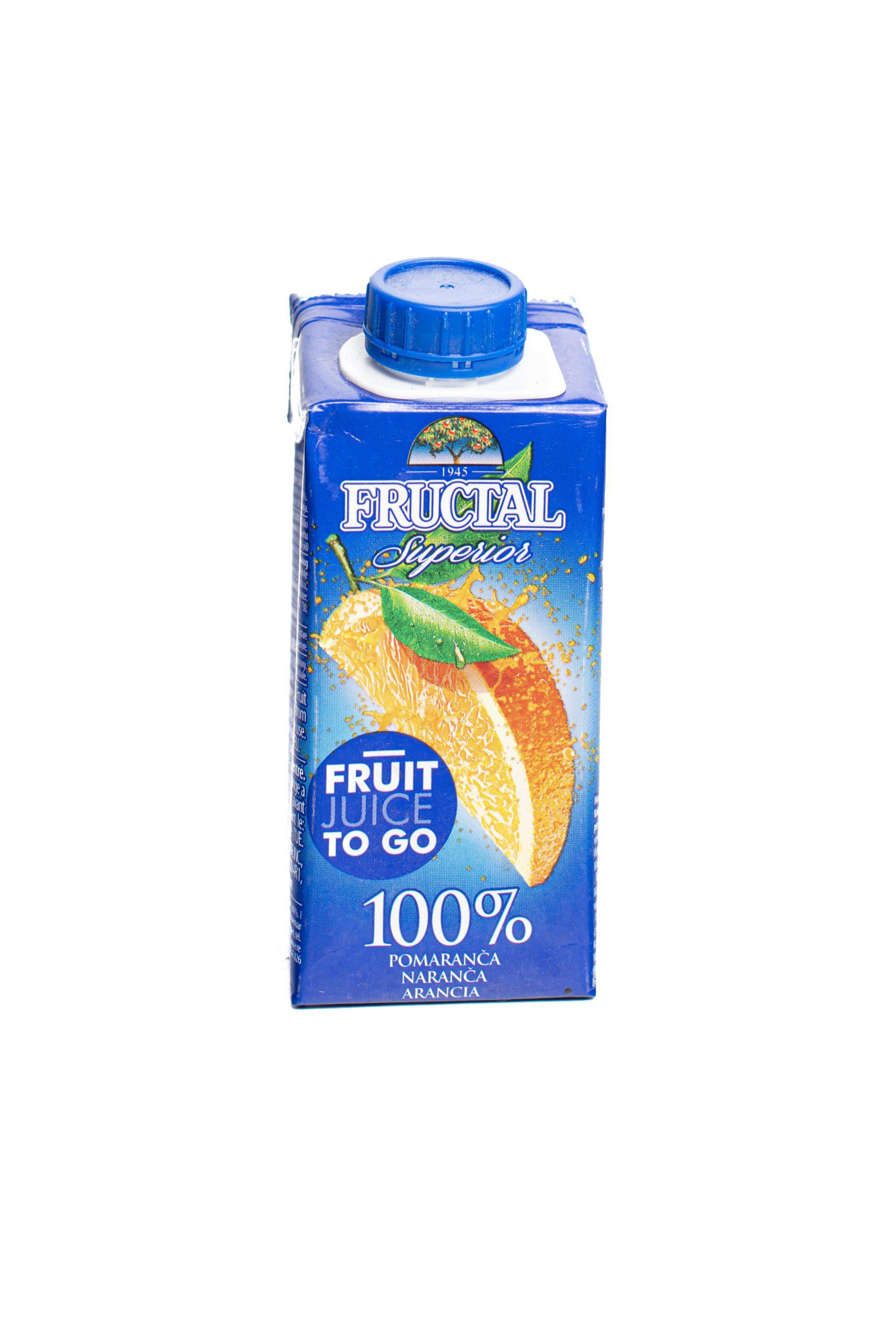 Fructal Tetra Edge | 200 ml | Orange