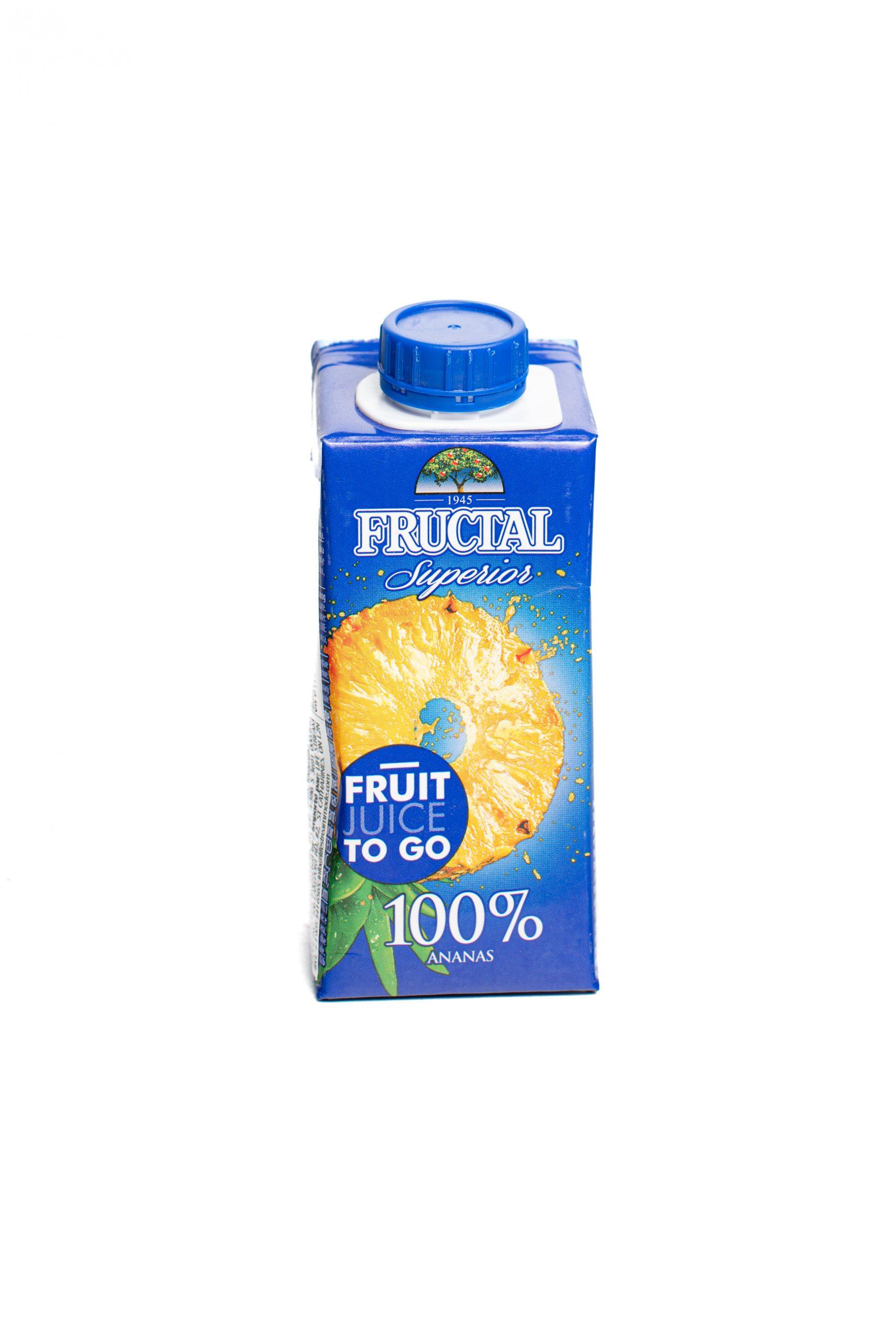Fructal Tetra Edge | 200 ml | Pineapple