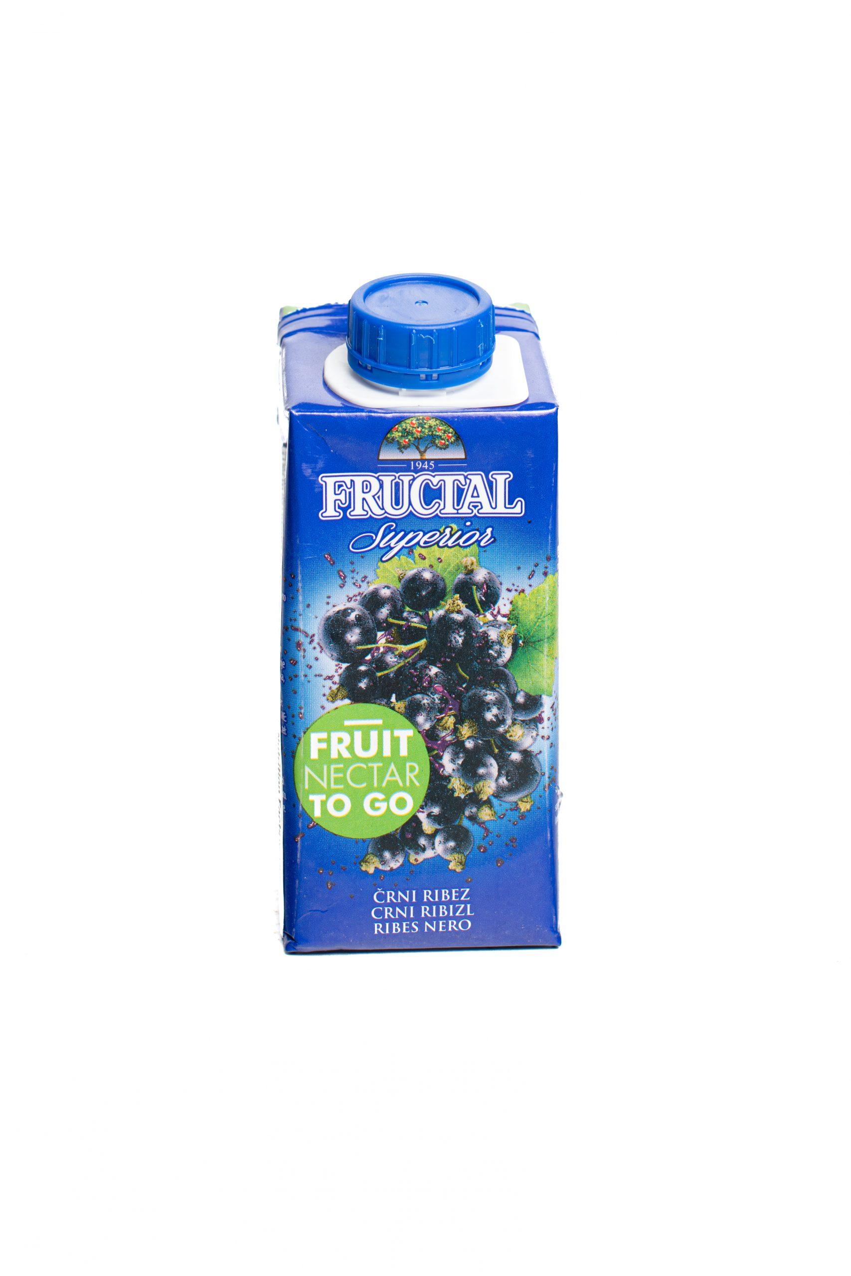 Fructal Tetra Edge | 200 ml | Black Currant