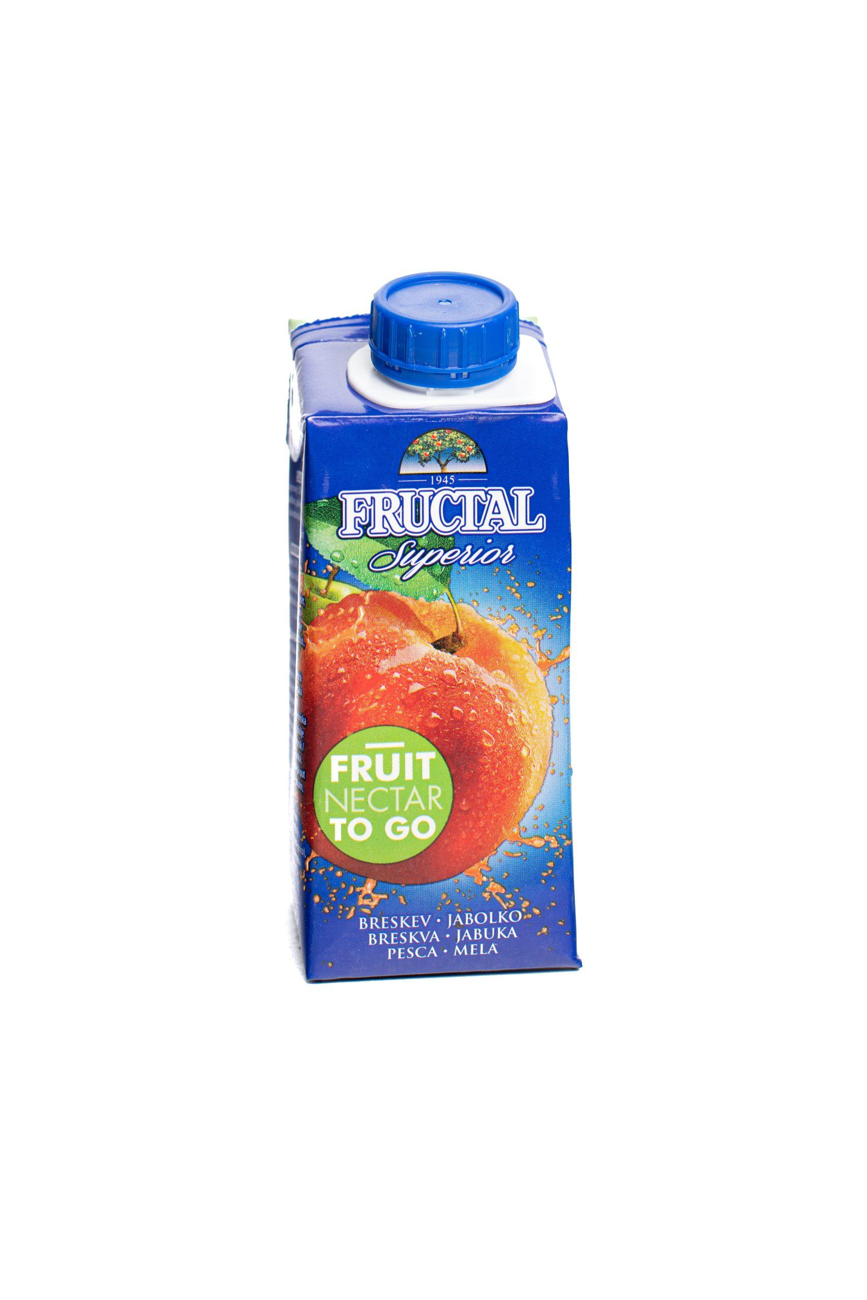 Fructal Tetra Edge | 200 ml | Peach